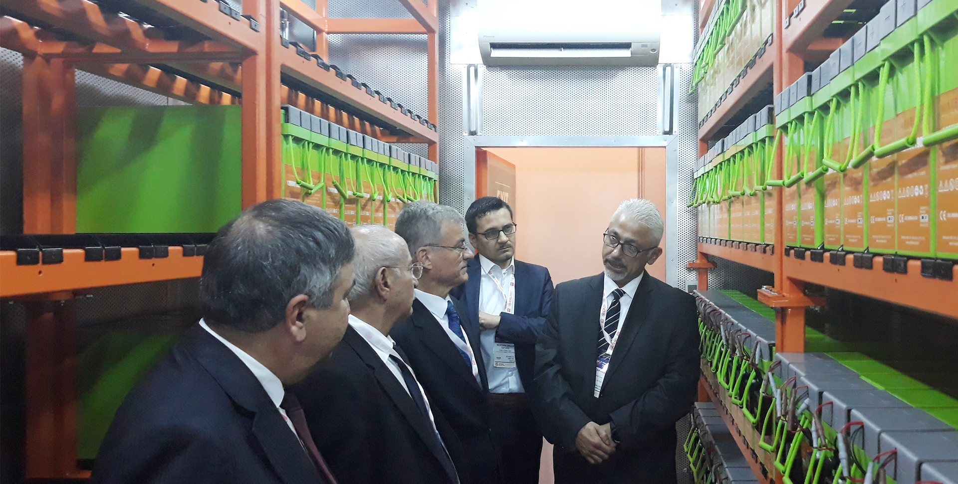 MAKELSAN INTRODUCED TURKEY'S FIRST AND ONLY ENERGY STORAGE SYSTEM