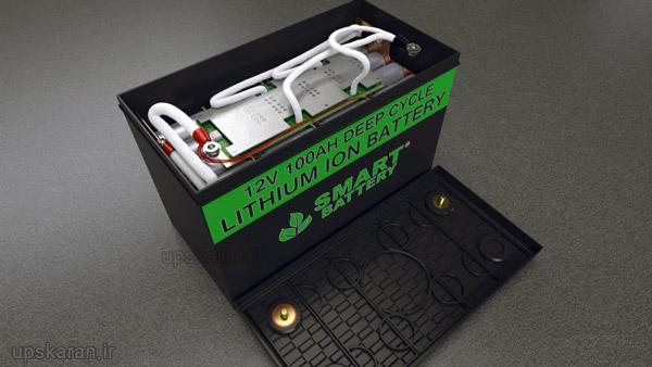 مزایای باتری های لیتیوم یون برای یو پی اس