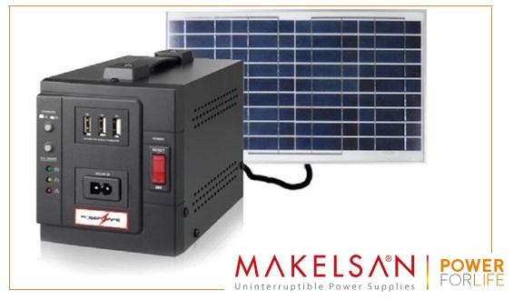 سیستم یو پی اس های خورشیدی