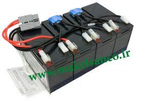 اتصال باتری یو پی اس